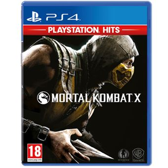 Mortal Kombat X - Playstation Hits - PS4
