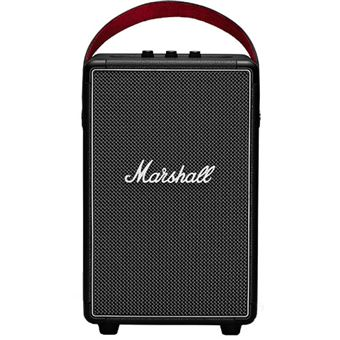 Coluna Bluetooth Marshall Tufton - Preto