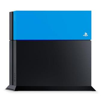 Sony PS4 Faceplate - Aqua Blue