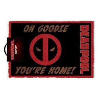 Tapete de Porta Deadpool Goodie