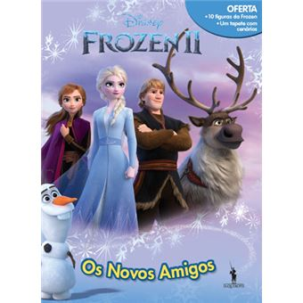 Frozen 2: Os Novos Amigos