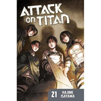 Attack on Titan - Book 21