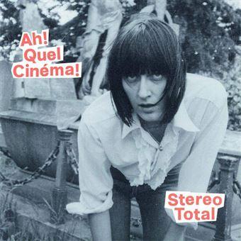Ah! Quel Cinéma! - LP 12''