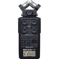 Gravador Pistas H6 Black Zoom