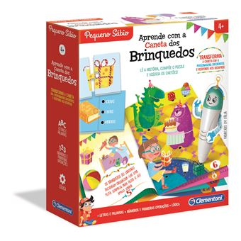 Caneta Interativa Brinquedos