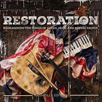 Restoration: Reimagining The Songs of Elton John & Bernie Taupin - CD