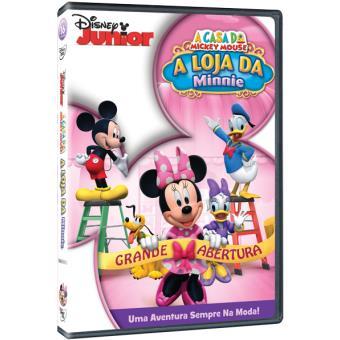 A Casa do Mickey Mouse: A Loja da Minnie