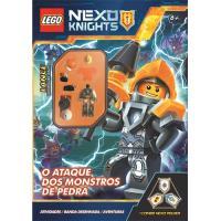 LEGO Nexo Knights - O Ataque dos Monstros de Pedra