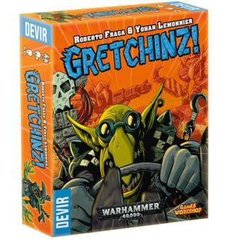 Gretchinz! - Devir