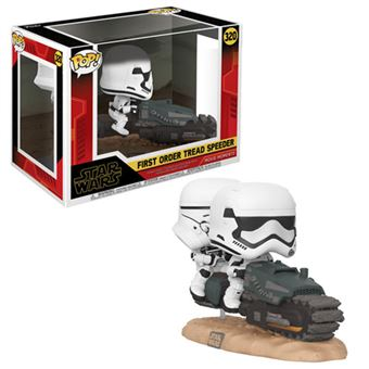 Funko Pop! Star Wars The Rise of Skywalker: First Order Tread Speeder - 28