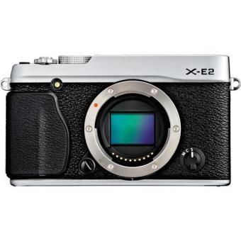 Fujifilm X-E2 Corpo (Prata)