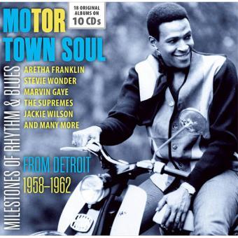 Motor Town Soul - 10CD