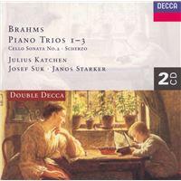 Brahms: Complete Piano Trios - CD