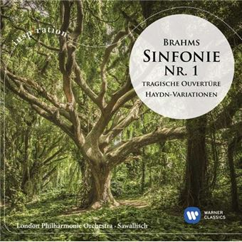 Brahms: Symphonie Nr.1 - CD