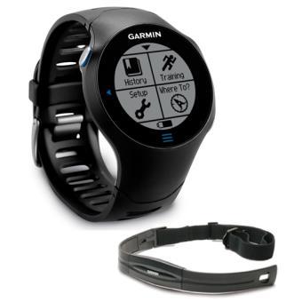 Garmin Relógio Forerunner 610 HRM (Preto)