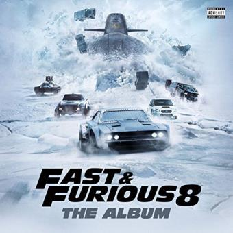 BSO Fast & Furious 8:The Album