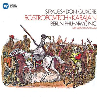 Strauss: Don Quixote, Op. 35 - CD