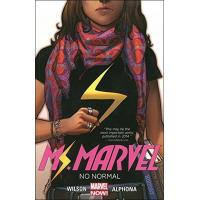 Ms. Marvel Vol 1