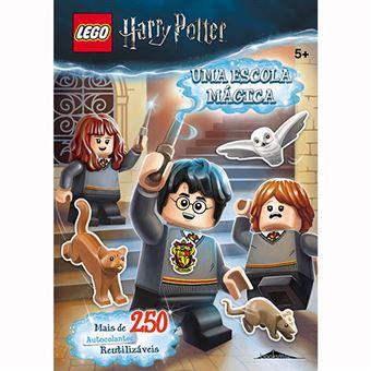 Lego® Harry Potter: Uma Escola Mágica
