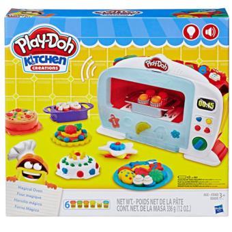 Play-Doh Forno Mágico - Hasbro