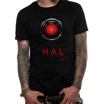 T-Shirt Hal 9000 - Tamanho M