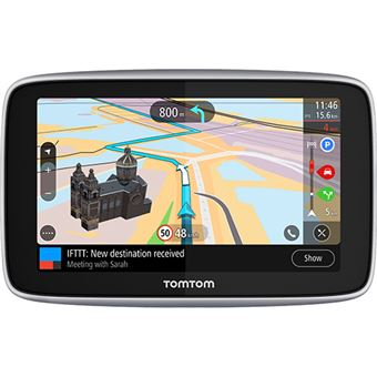 GPS TomTom Go Premium World Connected - 5''