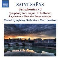 Saint-saens-symphonies vol. 3
