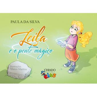 Leila e o Pente Mágico