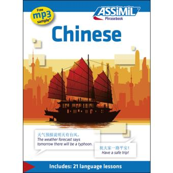Assimil Phrasebook - Chinese