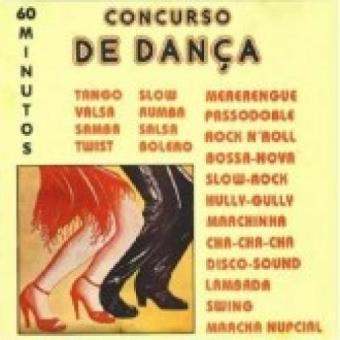 Concurso de Dança - 20 Ritmos