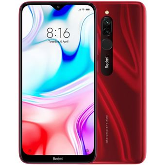 Smartphone Xiaomi Redmi 8 - 32GB - Red