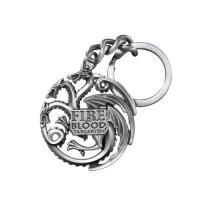 Porta-Chaves Game of Thrones: Targaryen