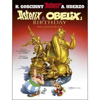 Asterix and Obelix's - Book 34: Asterix and Obelix's Birthday