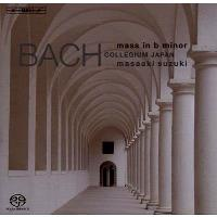 BACH-MASS IN B MINOR (2SACD)