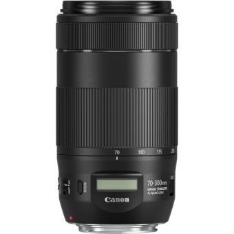 Objetiva Canon EF 70-300mm f/4-5.6 IS II USM