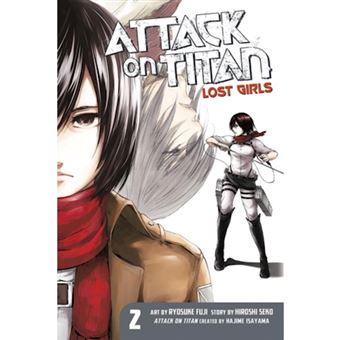 Attack on Titan: Lost Girls - Book 2