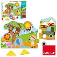 Puzzle Shapes - Goula