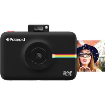 Câmara Compacta Polaroid Snap Touch - Preto