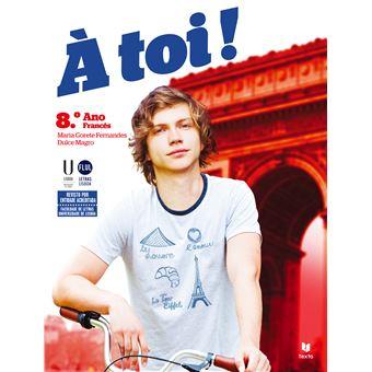 À Toi! Francês 8º Ano - Manual do Aluno