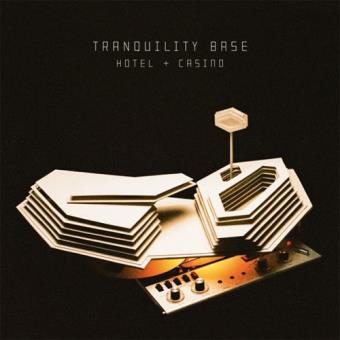 Tranquility Base Hotel & Casino - LP White Vinil 12''