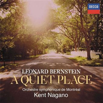 Bernstein: A Quiet Place - 2CD