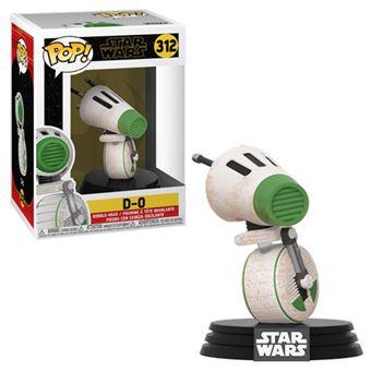 Funko Pop! Star Wars The Rise of Skywalker: D-0 - 312