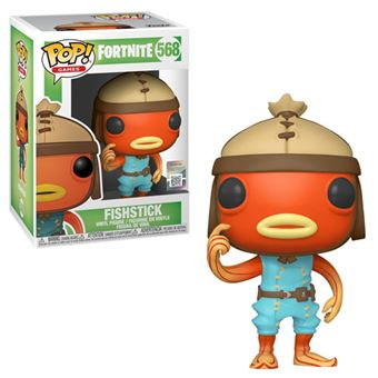 Funko Pop! Fortnite: Fishstick - 568