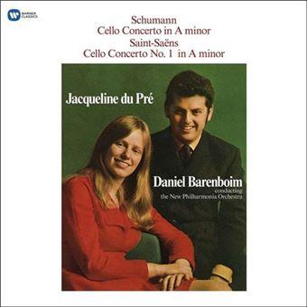 Schumann & Saint-Saëns Cello Concertos - LP