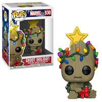 Funko Pop! Marvel Holiday: Groot with Wreath - 530
