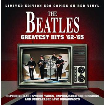 Greatest Hits '62-'65 (Limited Edition) (Red Vinyl)