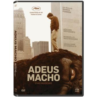 Adeus Macho (DVD)