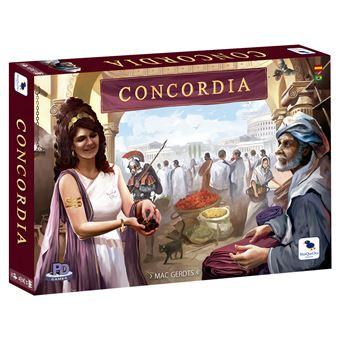 Concordia - MasQueOca
