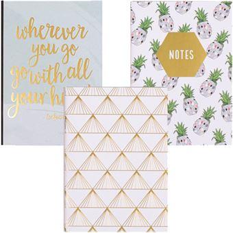 Cadernos Notes A6 - Envio Aleatório