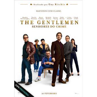 The Gentlemen - Senhores do Crime - Blu-ray